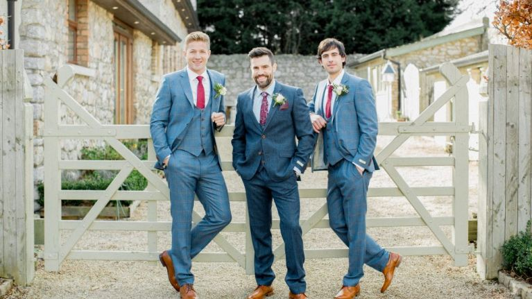 Compeion Win Some Amazing Wedding Suits For You And Your Groomsmen From Arnotts