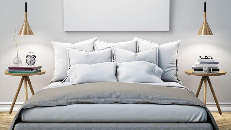 You should change your pillowcase a lot more often than you actually do