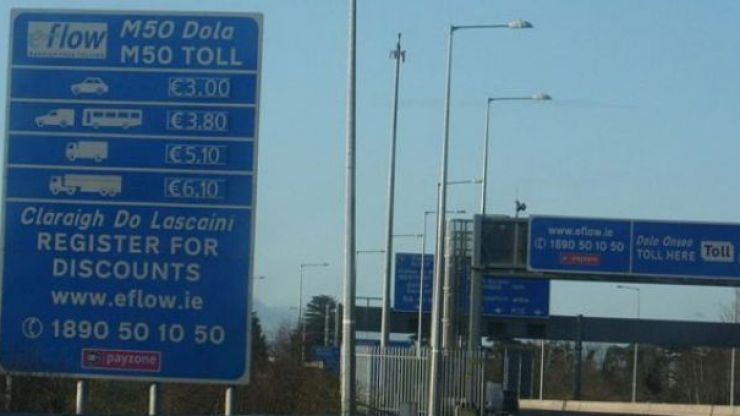 Commuters facing significant delays after temporary closure of M50 northbound