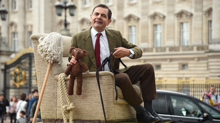 """Rowan Atkinson """"would be happy"""" to play Mr Bean again but there's a catch"""