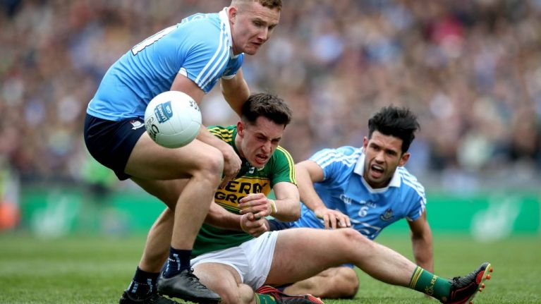 Here's how Twitter reacted to Kerry's razor-thin victory over Dublin on Sunday afternoon