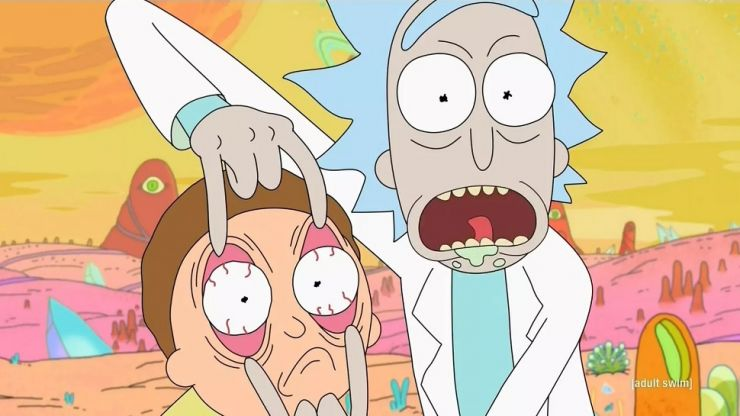 We finally know why Rick & Morty hasn't been picked up for a 4th season