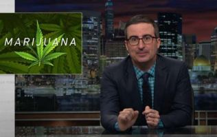 WATCH: John Oliver looks at the highs and lows (and highs) of legal marijuana on Last Week Tonight