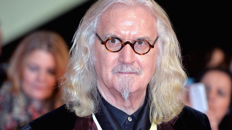 Billy Connolly has confirmed that he won't perform live stand-up ever again