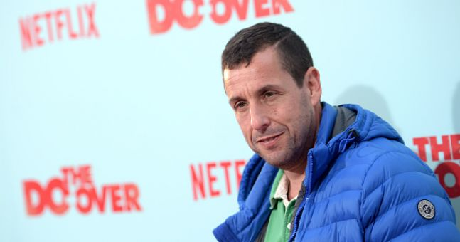 Netflix release some very, very depressing news about Adam Sandler's movies