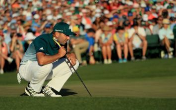 Everyone in the world couldn't be happier for Sergio Garcia after he finally won his first golf major