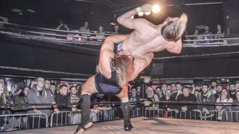 WATCH: JOE goes to Over The Top Wrestling and quickly gets addicted