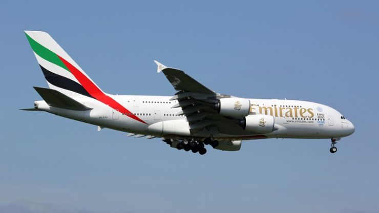 Emirates are looking to hire Irish cabin crew for tax-free jobs