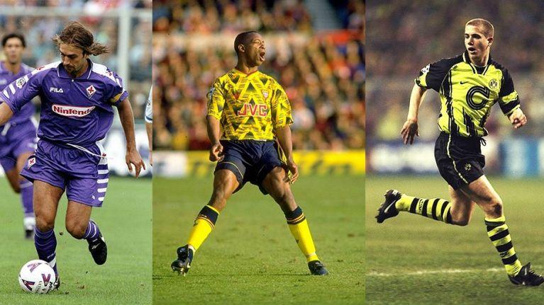 8e56c1edb The 20 greatest football shirts of the 1990s