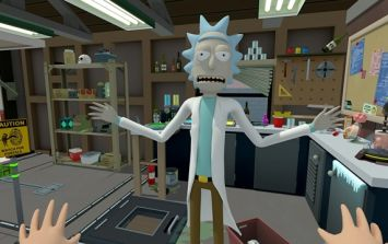 Get Schwifty because a Rick and Morty VR game is going to be released very soon and it looks class