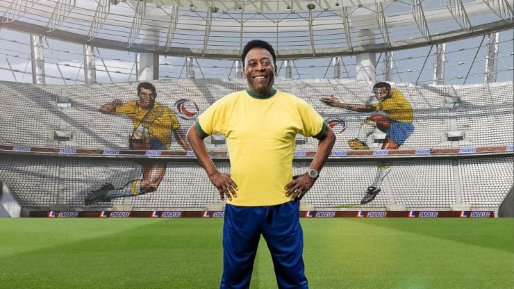 5 of Pele's greatest ever goals