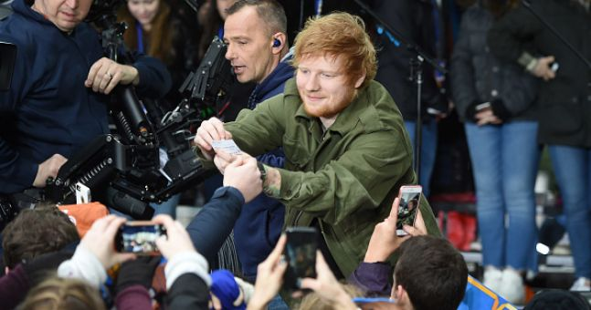 Ed Sheeran has explained his reasons for quitting Twitter