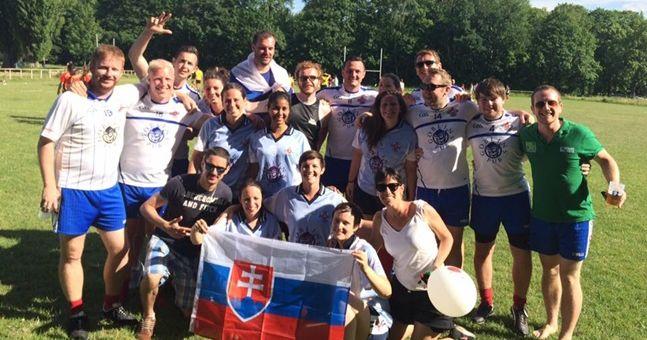 Around the World in 80 Clubs: Slovak Shamrocks, Bratislava, Slovakia (#46)