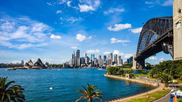 Australia introduces lockdowns in Sydney and Darwin to curb spread of Delta variant