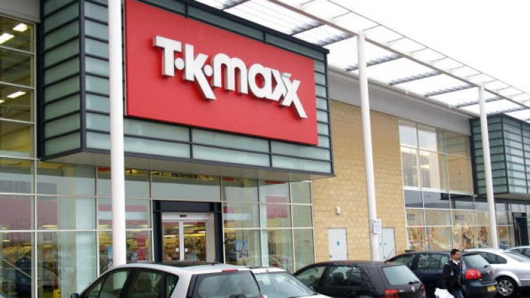 The sister company of TK Maxx is opening two stores in Ireland