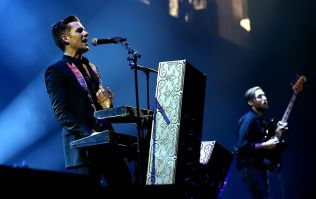 PIC: It looks like The Killers went on a stag do in Wicklow