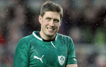 Ronan O'Gara has been inducted into the World Rugby Hall of Fame