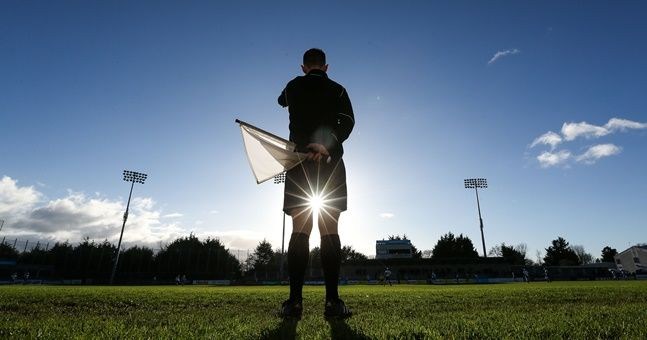 WATCH: Anyone who has ever been asked to be a linesman at a GAA match will relate to this sketch