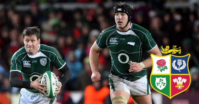 PODCAST: Ronan O'Gara and Stephen Ferris on The Hard Yards
