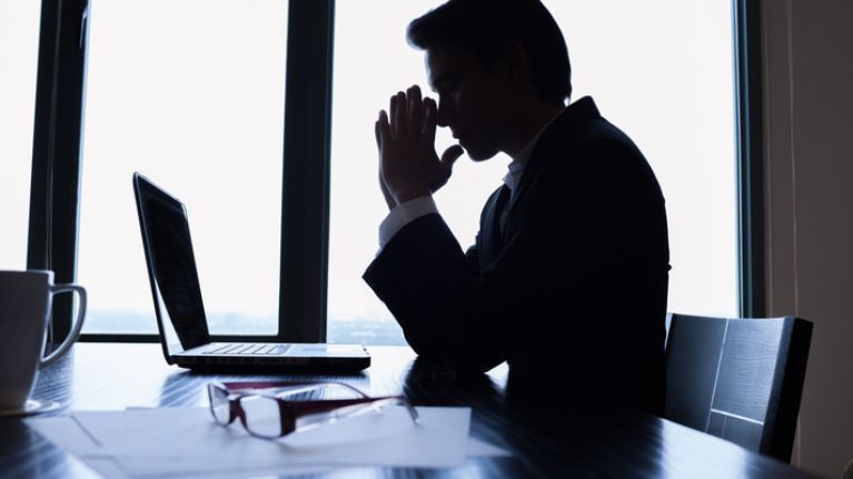 The last taboo? Why we need to be more honest about mental health in the workplace