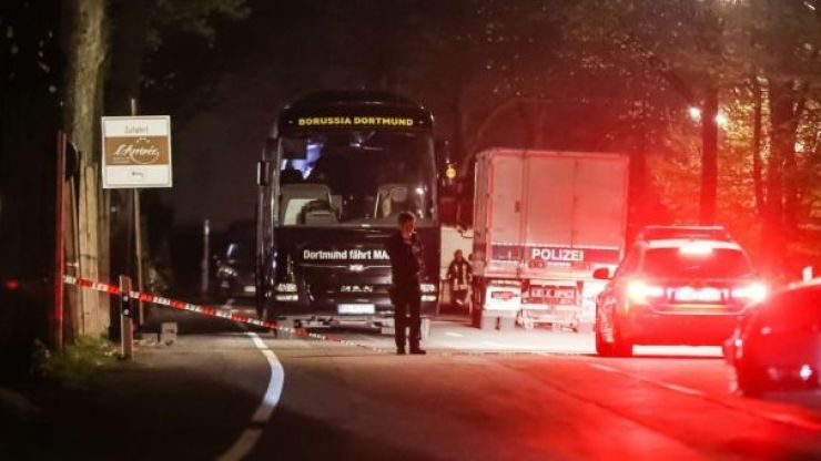 Police arrest suspect and reveal the chilling details behind the Dortmund bus attack
