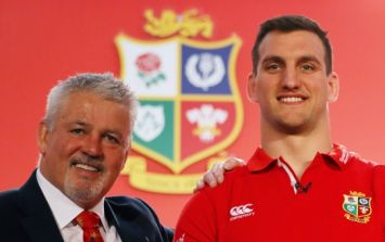A chance for an 18-21 year-old Irish person to go on the Lions tour to New Zealand