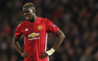 Manchester United's starting XI will not feature Pogba or Martial due to injuries