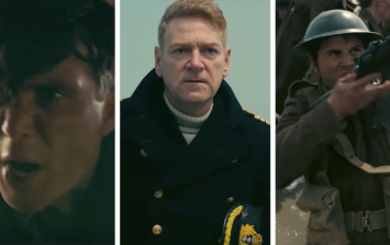 #TRAILERCHEST: Cillian Murphy & Barry Keoghan star in the new Dunkirk trailer which ramps up the tension & will set your heart racing