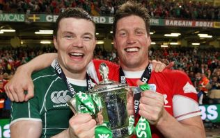 Ronan O'Gara and Brian O'Driscoll used a very clever tactic when negotiating a contract