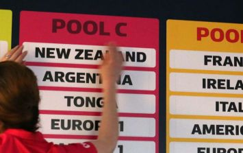 These are the best case and worst case scenarios for Wednesday's 2019 Rugby World Cup draw