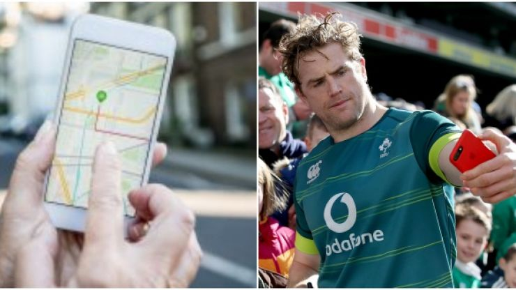 Jamie Heaslip is backing this app that is changing the face of retail in Ireland