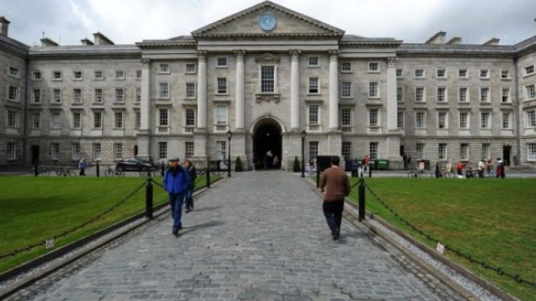 A €100 million investment has been announced for Trinity College Dublin