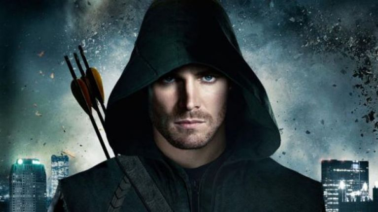 PICS: Stephen 'Green Arrow' Amell has become a fully paid-up member of Bohemian FC