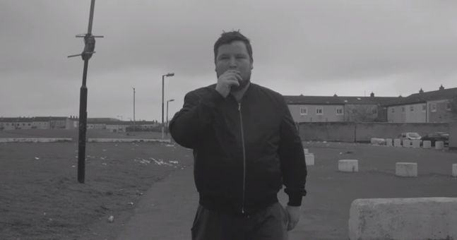 EXCLUSIVE: John Connors stars in powerful music video for new Dublin act Creative Crime
