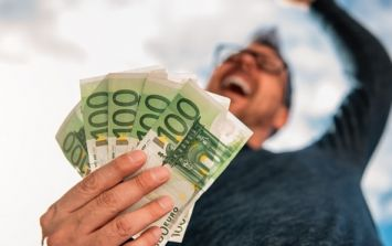 Two people in Ireland are waking up €500,000 richer after last night's Euromillions draw