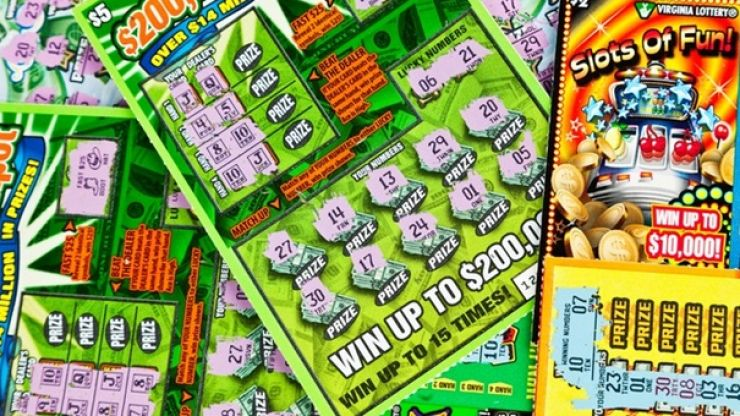 Woman in Wexford wins €50,000 on scratch card six months after winning the same amount... in the same shop