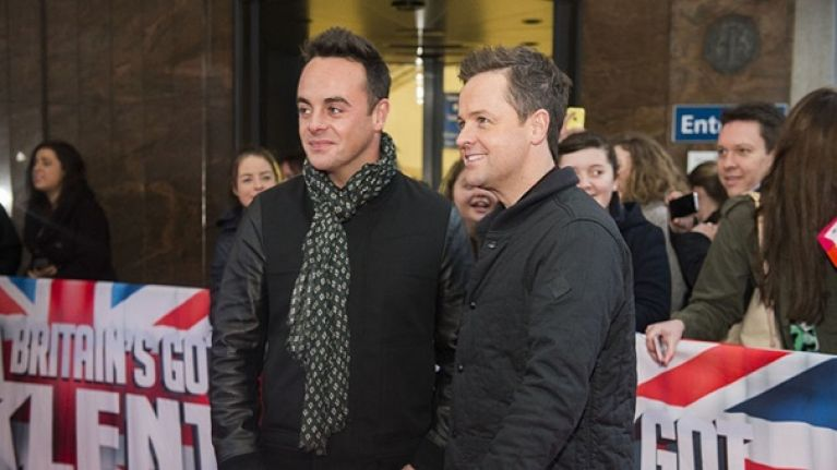 PICS: An air of mystery surrounds Ant and Dec's trip around the towns in Leitrim this week