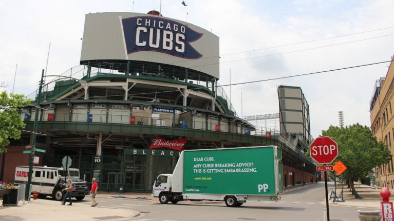 PIC: Paddy Power head to Chicago to try and break Mayo's