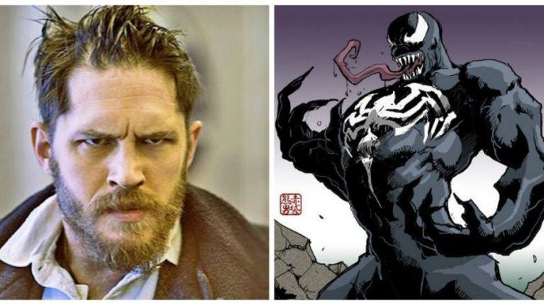 Tom Hardy to star as Venom in new Spiderman villain spin-off movie