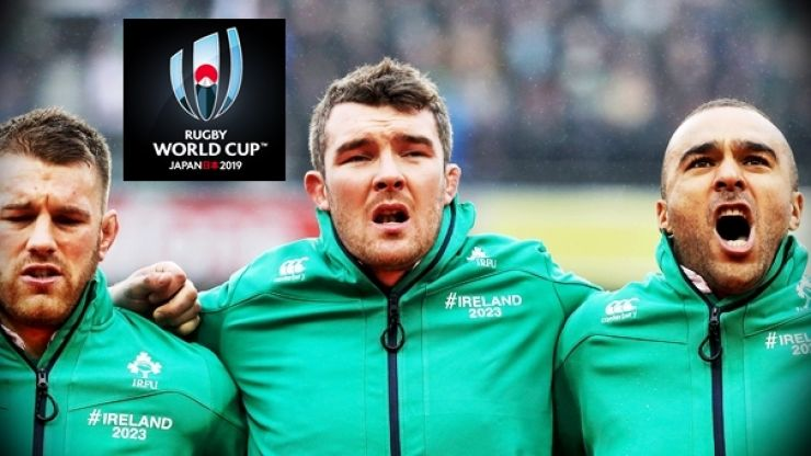Ireland have been handed the best possible draw for 2019 Rugby World Cup