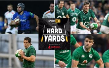 Ronan O'Gara, Conor Murray, Mike McCarthy and Isaac Boss on The Hard Yards
