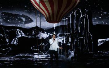 It looks like this Irish pop star has volunteered to represent us at Eurovision 2018