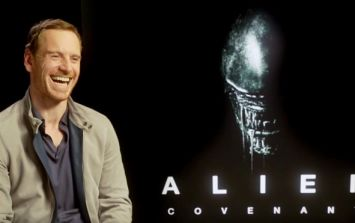 WATCH: Michael Fassbender on Alien: Covenant, Leitrim hurling and shifting the face off a certain someone