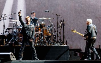 U2 forced to cancel concert this weekend due to violent protests