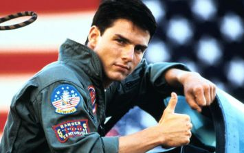 VIDEO: Tom Cruise confirms that Top Gun 2 is happening