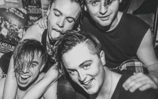 LISTEN: Metallica drummer Lars Ulrich shows the love to Dublin band Otherkin
