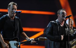 Bono tells Jimmy Kimmel about a great piece of advice he received from Bruce Springsteen