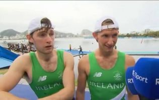 WATCH: The O'Donovan brothers deliver another brilliant interview minutes after becoming World Champions