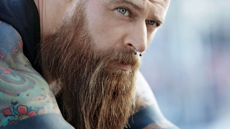 Here are 5 reasons why having a beard may actually make you healthier