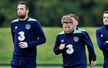 Shane Duffy and Eunan O'Kane involved in car crash on way to Ireland training